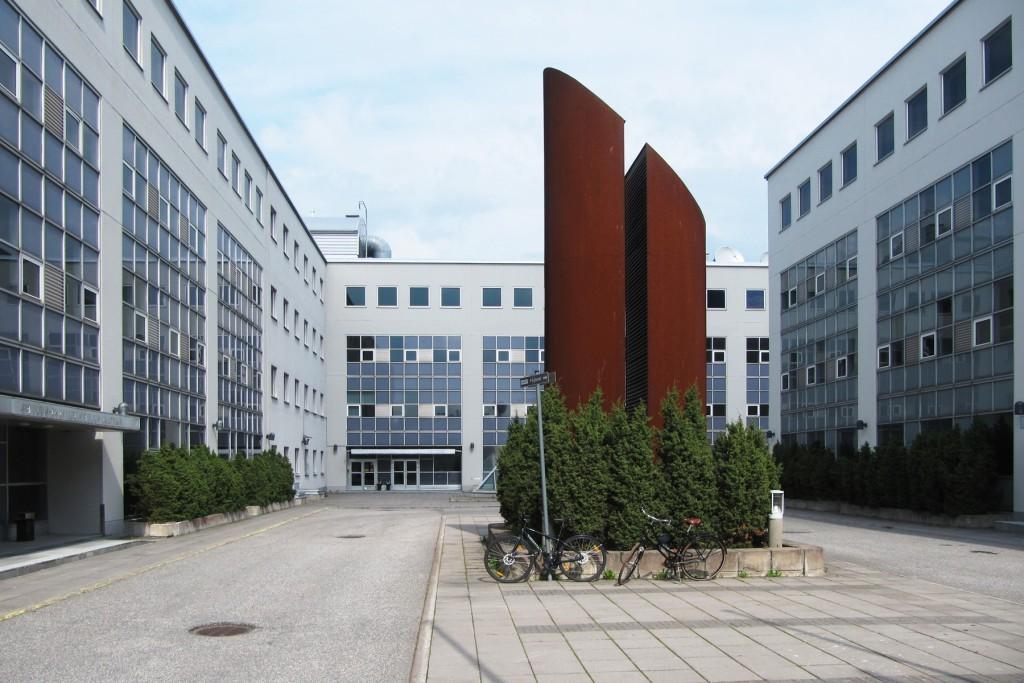 Former Sibelius Academy building in Pitäjänmäki, Helsinki. Photo: Hella Hernberg
