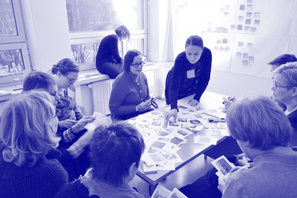 Participatory design for built environment