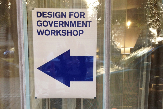 Designers and civil servants