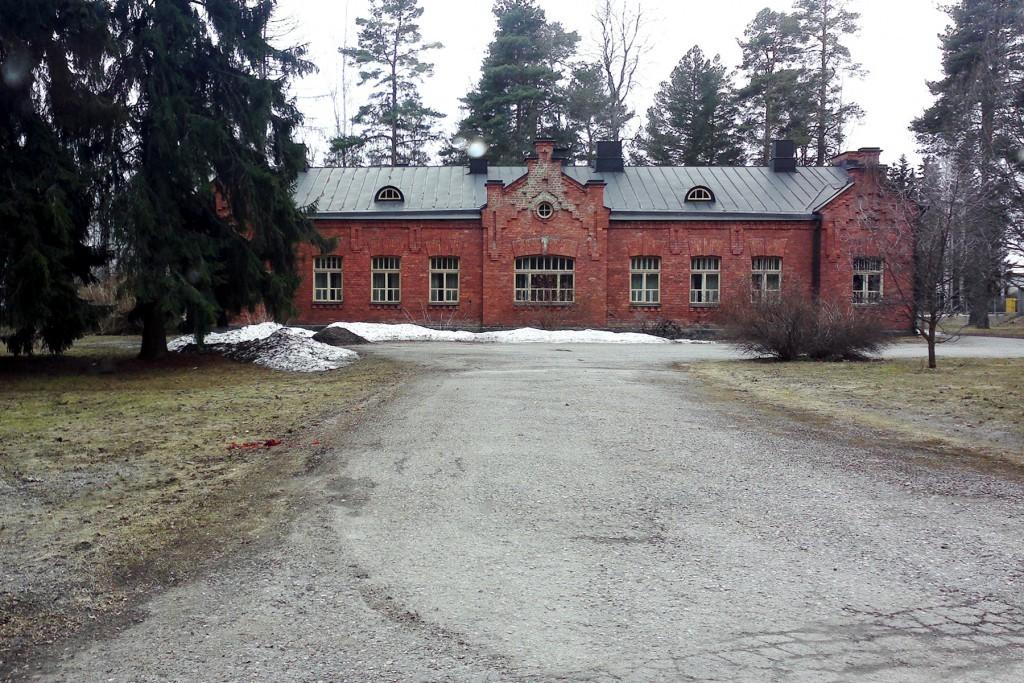 Hennala Military area in Lahti. Photo: Hella Hernberg