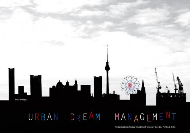 Urban Dream Management book cover