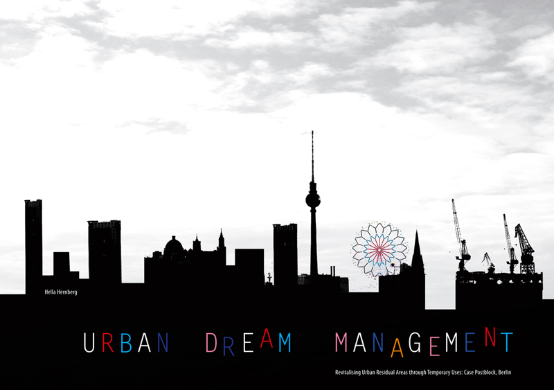 Urban Dream Management (Master's Thesis)
