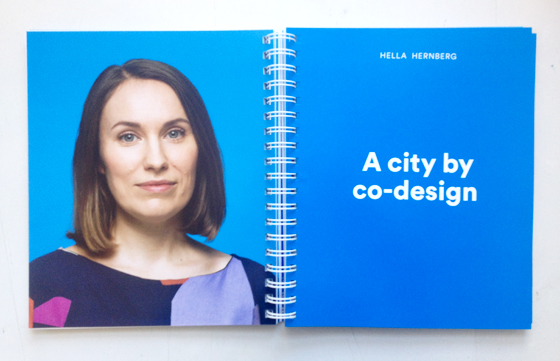 A City by Co-Design – Finnish Design Yearbook 2014-15