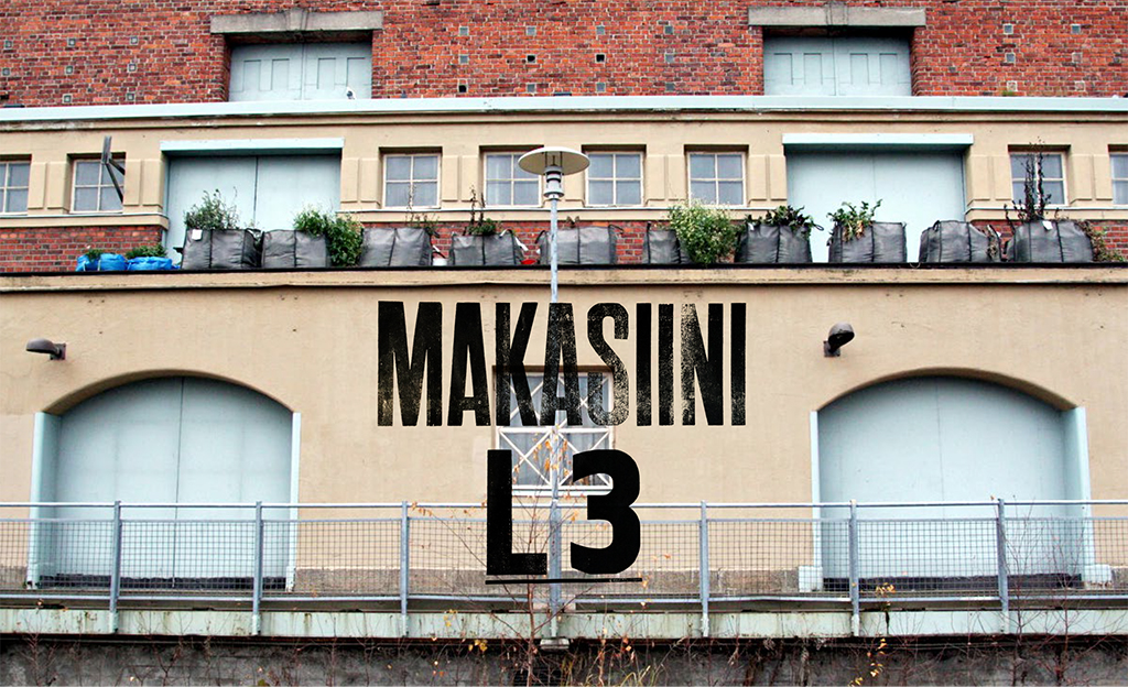 L3 Warehouse – Makasiini L3