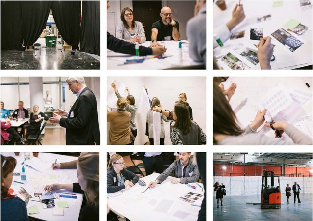 Temporary Kera kick off workshop in November 2016. Photos: Johannes Romppanen