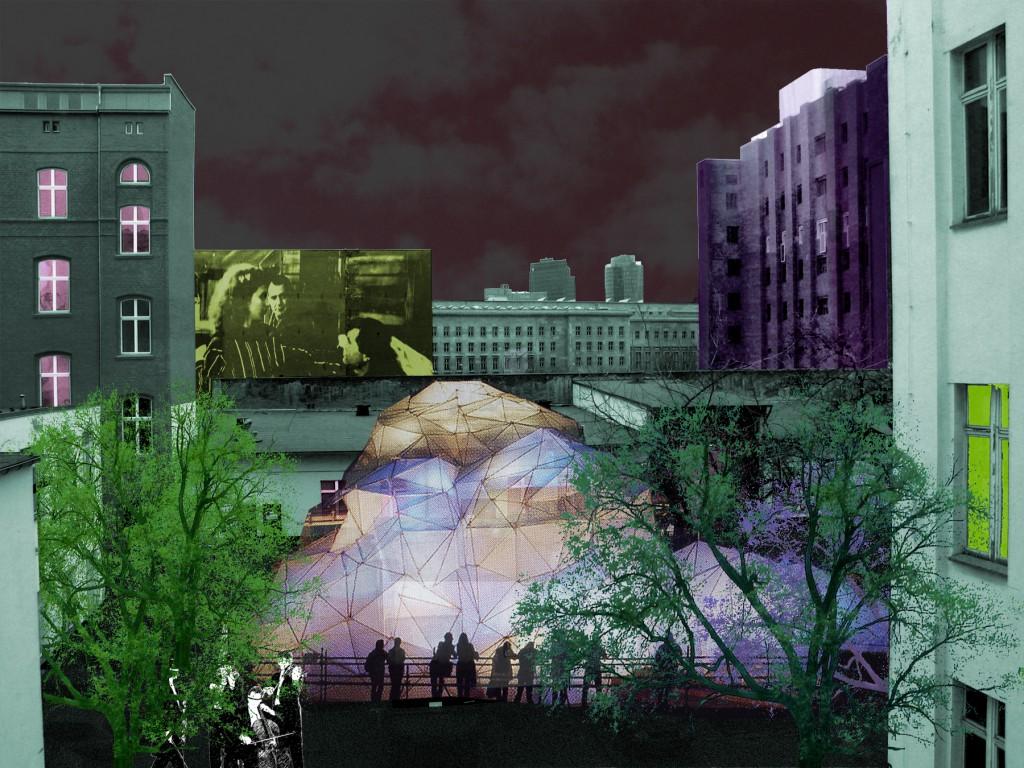 Scenario: Catwalk Courtyards